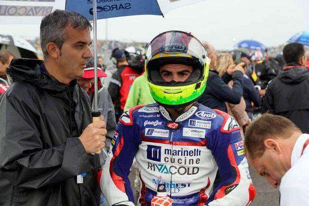 Fenati nel 2017 al Gran Premio Tribul Mastercard di San Marino e della Riviera di Rimini - Misano World Circuit Marco Simoncelli (foto LaPresse)