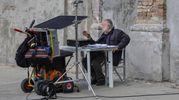 La pellicola è ambientata negli anni Cinquanta, in gran parte a Comacchio (foto Samaritani)