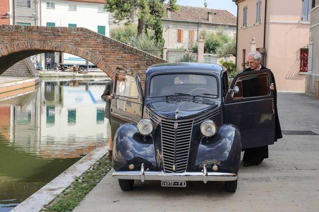 Grande spazio al paesaggio di Comacchio (foto Samaritani)