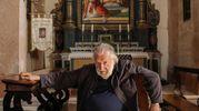 Con il suo nuovo film 'Il signor diavolo' tratto dal suo ultimo romanzo, Avati riconferma la predilezione per le suggestioni della laguna (foto Samaritani)