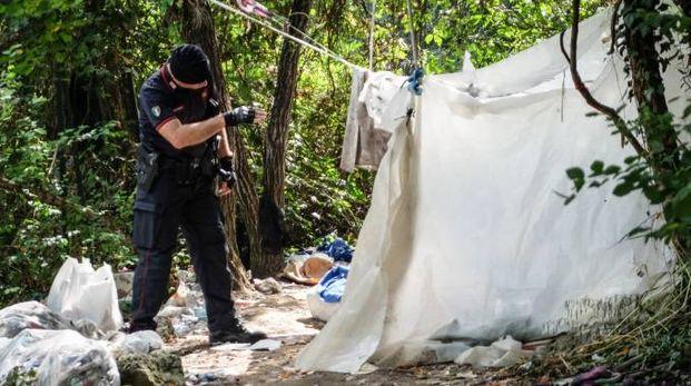 L'ultimo controllo in via Sant'Arialdo è stato effettuato il 29 agosto da carabinieri e polizia locale