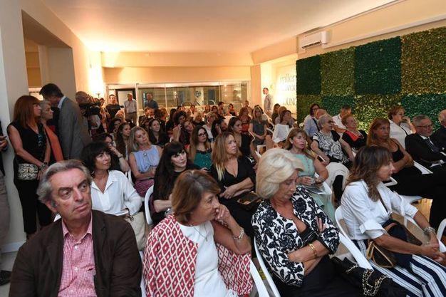 Successo di pubblico per l'incontro nella green lounge di Galleria Cavour