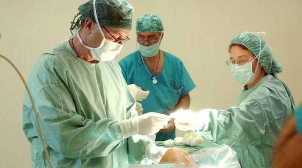 Sala operatoria (foto di repertorio)