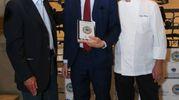 La cerimonia del Premio Teseo 2018 (Newpress)