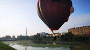 A Ferrara è in corso il Balloon Festival