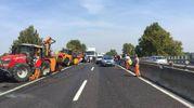 Incidente in A13, autostrada chiusa tra Ferrara Nord e Ferrara Sud