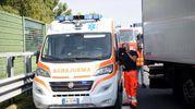 Incidente in A13, autostrada chiusa tra Ferrara Nord e Ferrara Sud: ambulanza incastrata