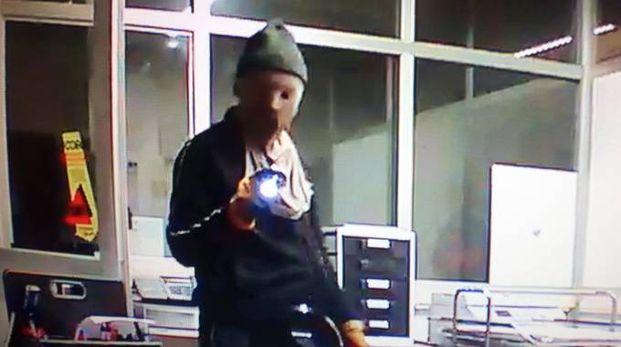 La polizia ha bloccato il ladro dopo un inseguimento (Foto d'archivio)