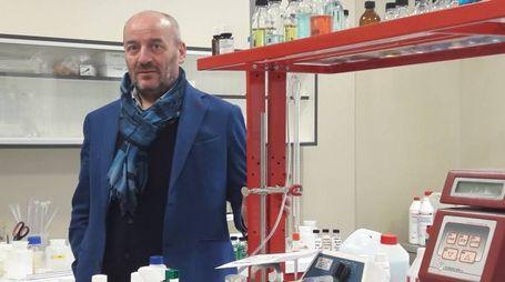 Luca Cocconi, amministratore delegato di  Ar-Co Chimica, azienda  con sede a Cavezzo