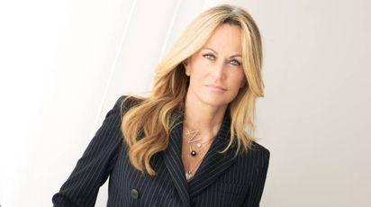 Nicoletta Spagnoli, stilista e proprietaria del brand 'Luisa Spagnoli'