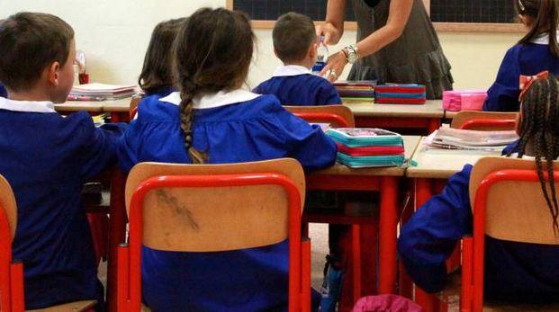 Una classe elementare (foto di repertorio)
