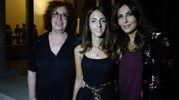 Atina Cenci , Ginevra Nuti, Sabrina Ferilli (New Press Photo)