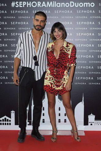 Fabio Coloriccio e Nicole Mazzocato
