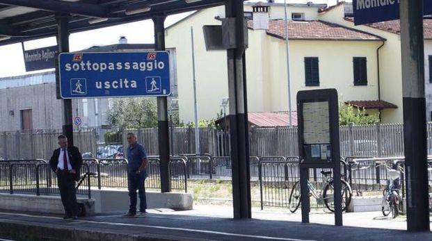 La stazione di Montale-Agliana