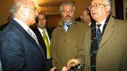 Santorelli con Tremonti al convegno di Assindustria (Fotoprint)