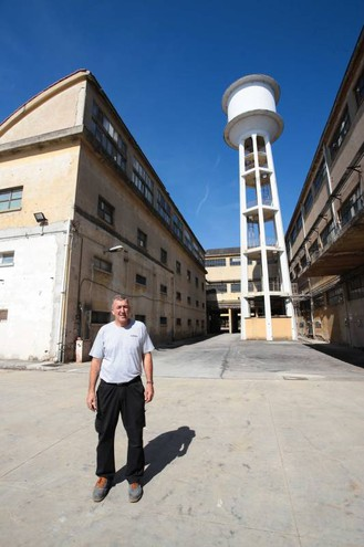 Nuova vita per l'ex stabilimento Seves (Giuseppe Cabras / New Press Photo)