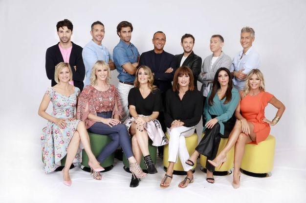 Il cast  (Foto Iwan Palombi)