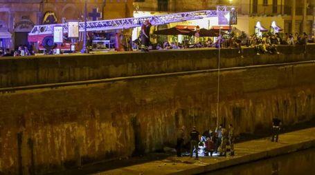 Un intervento di recupero sull'Arno (FOTO DI REPERTORIO)