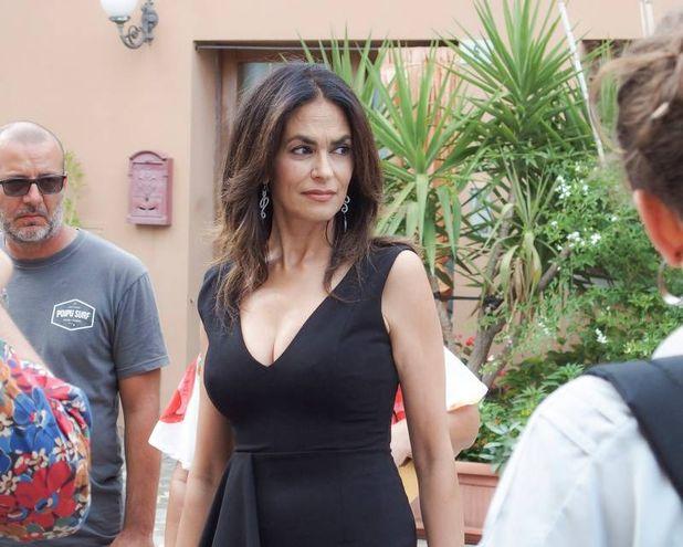 L'attrice siciliana (foto Petrangeli)