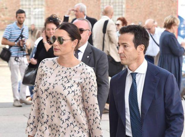 Alena Seredova e Alessandro Nasi (AnsA)