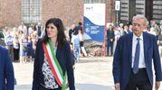 Chiara Appendino e Piero Fassino (Ansa)
