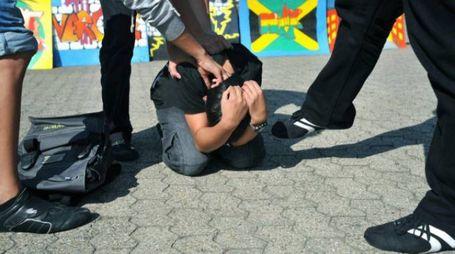 Un'immagine simbolica di bullismo