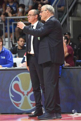 Sacchetti e Brunamonti (foto Schicchi)