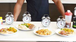 Dieta, occhio all'orologio