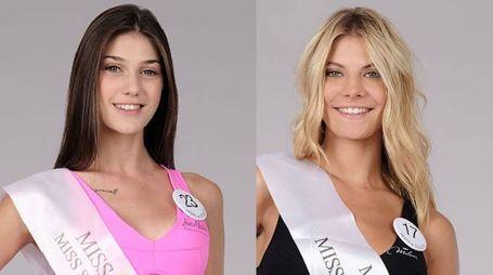 Patrizia Bendotti e Sofia Belli