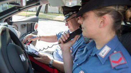 L'uomo è stato arrestato dai carabinieri di Novate