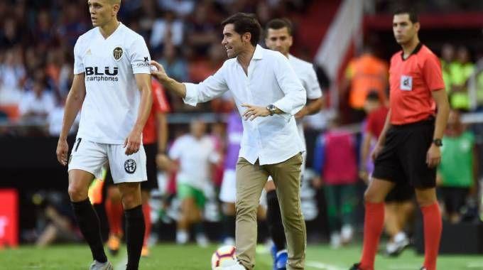 Il Valencia, primo avversario della Juventus in Champions League