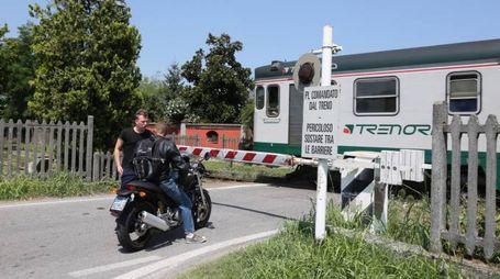 Il treno che collega Codogno con Pavia