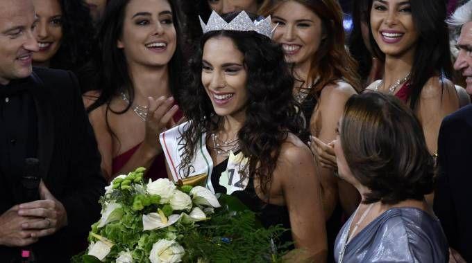 Carlotta Maggiorana è Miss Italia 2018 (Ansa)