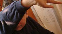 Bimbo stuprato a 4 anni, violenza in una foto d'archivio Frascatore