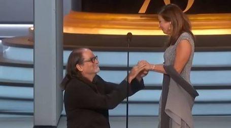 Uno screenshot del video – Foto: Television Academy