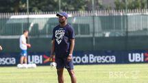 L'avventura di David Suazo sulla panchina del Brescia è durata soltanto due mesi