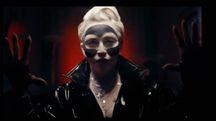 Madonna nello spot dei cosmetici