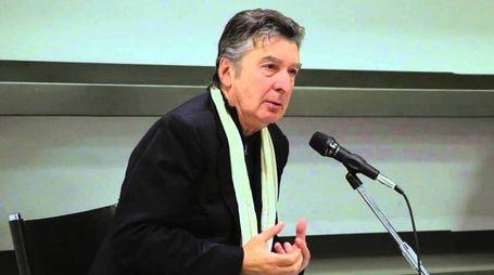Gian Marco Montesano, 69 anni, realizzerà il drappellone per lo straordinario