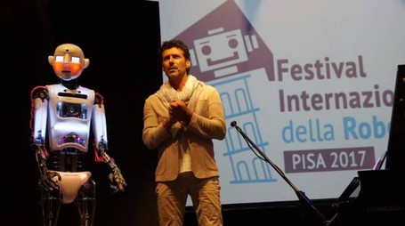 Renato Raimo, direttore artistico del festival