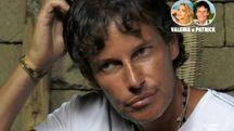Patrick Baldassarri durante la prima puntata di Temptation Island Vip