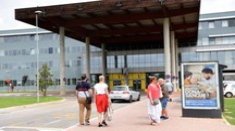 L'ospedale di Cona