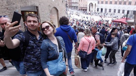 Selfie alla Costarella