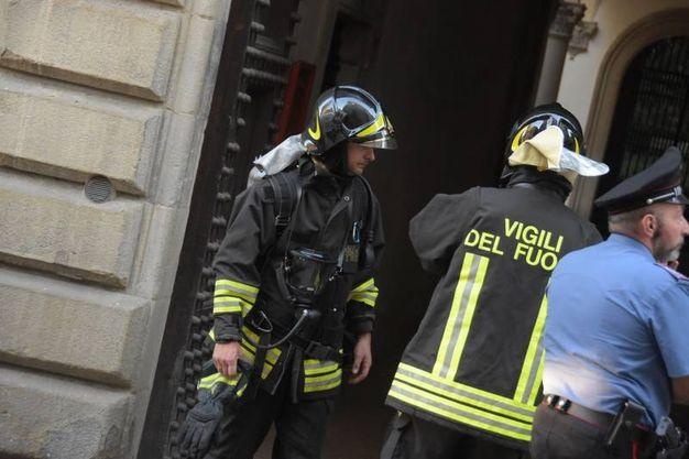 Arezzo, fuga di gas all'Archivio di Stato, due dipendenti morti (Cristini)