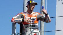 Andrea Dovizioso, pilota Ducati (LaPresse)