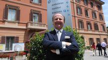 Ettore Sansavini, presidente di Villa Maria, con Giuseppe Silvestrini a  capo della società di gestione del Ridolfi
