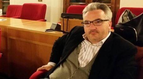 Il sindaco Sergio Di Maio