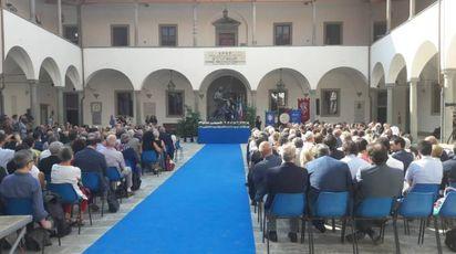 Leggi razziali, la cerimonia alla Sapienza di Pisa