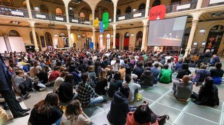 Sala Borsa a Bologna, uno dei luoghi delle Giornate europee del Patrimonio (FotoSchicchi)