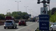 Autovelox tra l'Aurelia e via Spirito Santo(foto archivio)