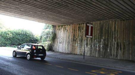 Il ponte di via Ghislandi